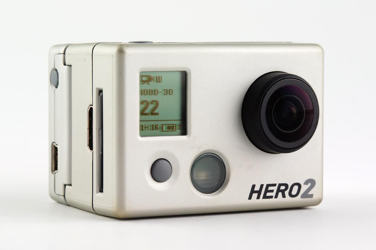 Cameras and Sound